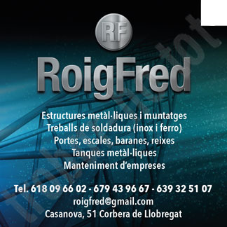 Inoxidable Roigfred